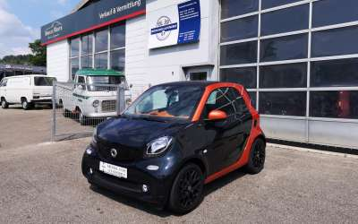 Smart fortwo Turbo Passion