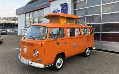 VW T2a Westfalia